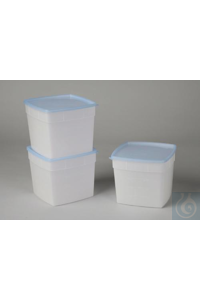 CONTAINER,PE,STORAGE/FREEZING,60 OZ,3/PK16525-0000 Bel-Art Polyethylene...