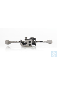 BOSSHEAD,SS18350-0000 Bel-Art Stainless Steel Bosshead for Rods up to ½ in....