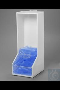 BIN,ACRYLIC,STORAGE,UNIVERSAL18669-0000 Bel-Art Acrylic Large Storage Bin; 5...