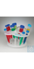 Bel-Art Incu-Shaker Tube Holder; 48 Places, Polypropylene Bel-Art Incu-Shaker...