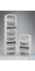 Bel-Art Cryo Tower Storage System; 4 Levels, Plastic, 6 x 6 x 11¹³/16 in....