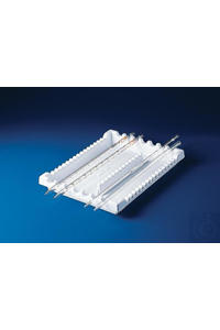 RACK,PS,PIPETTE TRAY18940-0000 Bel-Art Pipette Tray Rack; 7-16 Places, 11¹/4...