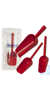 Bel-Art Sterileware Sterile Sampling Scoop; 60ml (2oz), Red, Plastic,...