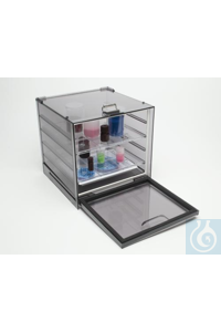 DRY-KEEPER,DESICCATOR CABINET,PS42053-0001 Bel-Art Dry-Keeper Stacking...