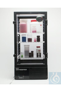 DRY-KEEPER AUTO-DESICCATOR CABINET42056-1003 Bel-Art Dry-Keeper PVC Vertical...