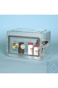 SECADOR MINI DESICCATOR42075-1000 Bel-Art Secador Polystyrene Mini Desiccator...