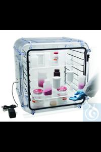 SCIENCEWARE® GRANDE DESICCATOR,AUTOMATIC43020-1010 Bel-Art Automatic Grande...