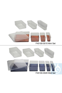 ANTI-BODY SAVER TRAY SYSTEM,MINI,3/PK45100-0010 Bel-Art Antibody Saver Tray...