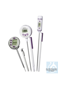 Thermometer, DURAC, -50/200C(-58/392F)60900-1000 H-B DURAC Calibrated...