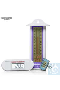 Thermometer, DURAC, -10/50C(14/122F)60900-2500 H-B DURAC Probeless Electronic...