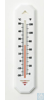 H-B DURAC Liquid-In-Glass Wall Thermometer; -20 to 50C (0 to 120F), Organic...