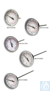 H-B DURAC Bi-Metallic Dial Thermometer; -20 to 120C (0 to 250F), 1/2 in. NPT...