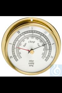 Barometer, DURAC, Brass, 940/1058mBAR61502-0000 H-B DURAC Barometer; 940 to...