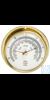 H-B DURAC Barometer; 940 to 1070 Milibar Range, Plastic H-B DURAC Barometer;...