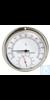 H-B DURAC Thermometer-Hygrometer; 0/120C, 0/100 Percent Humidity Range,...