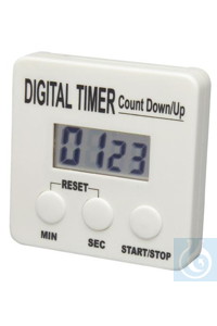 Timer, DURAC, 99Minute:59Second, Digital61700-2600 H-B DURAC Single Channel...
