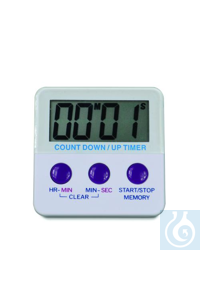 Timer,DURAC,Switchable 99 Min:99 Sec61700-2900 H-B DURAC Single Channel,...
