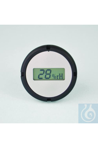 SCIENCEWARE HYGROMETER,DIGITAL42070-1400 Bel-Art Digital Hygrometer for...