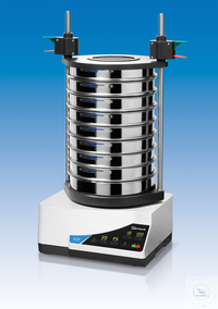 Vibratory Sieve Shaker AS 300 control for 100 - 240 V, 50/60 Hz incl. Inspection Sieve Shaker AS...