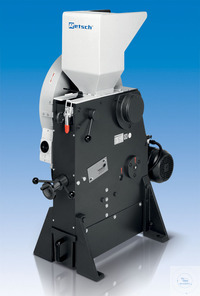 Jaw Crusher BB 200 for 3/N~ 400 V, 50 Hz, breaking jaws of tungsten carbide  Jaw Crusher BB 200...