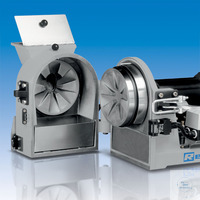 Disc Mill DM 200 for 3/N-400 V, 50/60 Hz Disc Mill DM 200 3/N~400 V, 50 Hz without grinding disc set