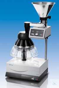 PT 100 Kompletteinheit, 220-240 V, 50 Hz Probenteiler PT 100 Kompletteinheit...