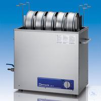 2Artículos como: Universal Ultrasonic Bath UR 3 for 220 - 240 V, 50/60 Hz, oscillation tank:...
