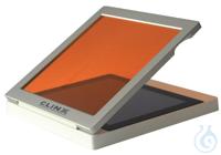 Bluevision 200 LED Blaulicht 17x13cm , inkl. anhängender orangene Filterabdeck. Der Bluevision...