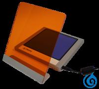 SafeVIEWMini Blaulichttrans.15.3x15.3cm, inkl. orangene Filterabdeckung Das fortschrittliche...