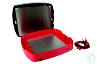 Semi-Dry Maxi, 20 x 20cm Blotting-System Diese semi- dry Blotter bieten schnelle Transferzeiten...