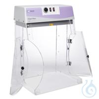 3Artikel ähnlich wie: UV Sterilisationsbox Maxi 60x53x41 cm, vier UV-Lampen mit Timer,Weißlicht Die...