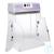 UV Sterilisationsbox Maxi 60x53x41 cm, vier UV-Lampen mit Timer,Weißlicht Die Cleaver Scientific...