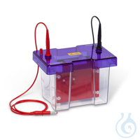 omniPAGE Mini Elektrophorese,Gele10x10cm, Ausstattung für 2 Gele, Gießbasis Cleaver Scientific...