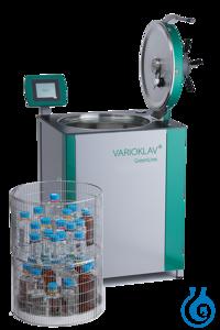 4Articles like: VARIOKLAV GreenLine 80 s VARIOKLAV Dampfsterilisator GreenLine 80 S...