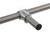 90° Rohrverbinder f. 2 Rohre, Temperguss,verzinkt, d=26,9mm 90° Rohrverbinder für 2 Einzelrohre,...