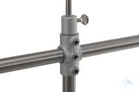 Fitting für DIN-Stativmaterial  d=26,9/12-13mm, T-Guss Fitting für DIN-Stativmaterial...