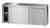 Wandschrank mit Schiebetür 18/10 Stahl, 2500x350x600mm Wandschrank mit Schiebetür 18/10 Stahl,...