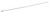 Entnaald inox 18/10 voor naaldhouder KOLLE L = 100 mm, D = 2,5 mm Entnaald roestvrij staal 18/10...