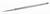 Dissectienaald, roestvrij, recht, L = 140 mm, roestvrij stalen handvat Dissectienaald, roestvrij,...