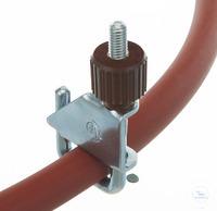 WILO-Pinch cock, zincked, D=20mm, plastic screw
