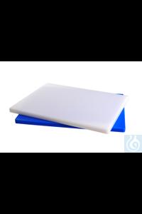 HACCP snijplank, wit, L x B x D = 610 x 460 x 25 mm HACCP snijplank, wit, L x...