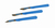 6 artikelen als: Scalpel, niet steriel, L = 150 mm, blauw Scalpel voor lichte werkzaamheden,...