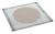 Tela metálica con centro ceramico, 200x200mm Tela metálica con centro ceramico, 200x200mm