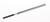Zementspatel, rostfreier Stahl, L=150mm Zementspatel, rostfreier Stahl, L=150mm Gewicht in g: 24,0