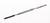 Zement-Doppelspatel, rostfreier Stahl, L=150mm Zement-Doppelspatel, rostfreier Stahl, 1 Seite...