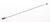 Doppelspatel-Löffelform 18/10 Stahl,  LxB=130x5mm Doppelspatel-Löffelform 18/10 Stahl,...