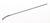 Spatel-Löffelform 18/10 Stahl, LxB=180x8mm Spatel-Löffelform 18/10 Stahl, LxB=180x8mm. Gewicht in...