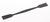 Doppelspatel Reinnickel, L=90mm Doppelspatel aus Reinnickel, flache Form, L=90mm Gewicht in g: 8,0