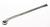 Poly-Löffel 18/10 Stahl, L=190mm Poly-Löffel 18/10 Stahl, L=190mm, Löffel B=25x20mm Gewicht in g:...
