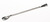 Poly-Spoon 18/10 steel, L=255mm Poly-Spoon 18/10 steel, L=255mm, Spoon W=40x20mm